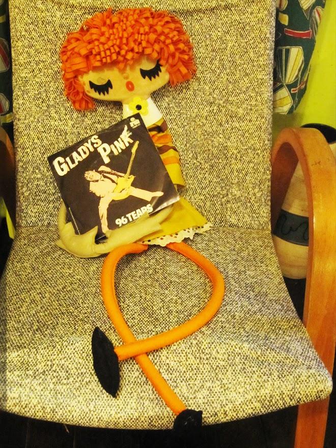 Gladys Pink - Gladys - 1978 ariloa records netherlands