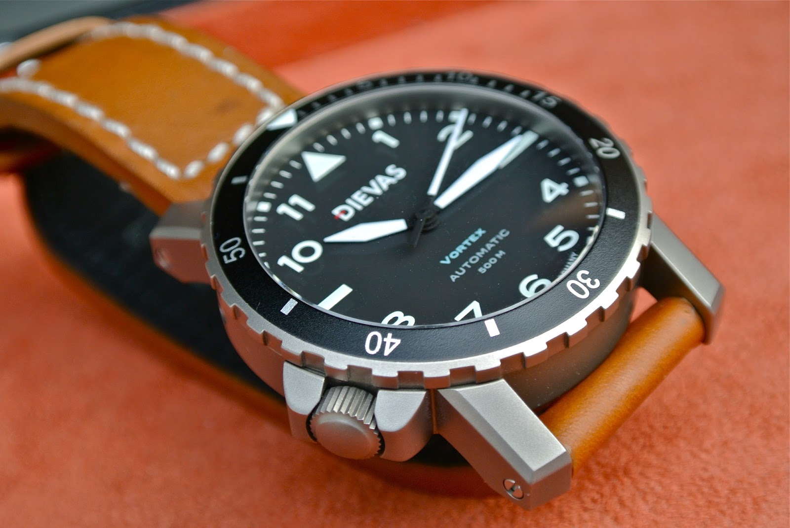 The rogue review master of versatility dievas vortex for Vortix watches