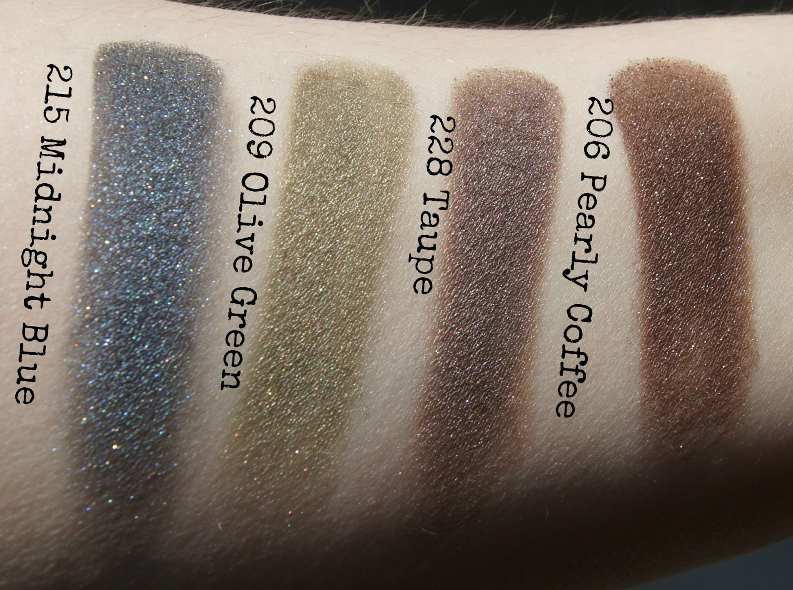 KIKO Water eyeshadow review,