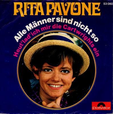 Rita Pavone Wenn Ich Ein Junge Wär' - Okay! Okay!