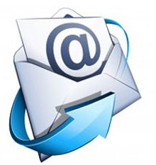 Get all emails to one email