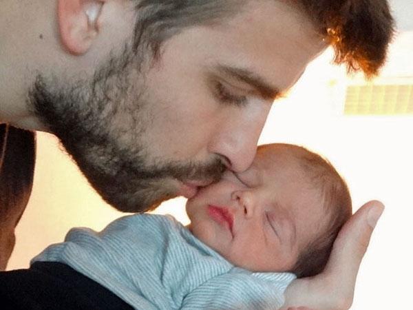 """Shakira y Piqué agradecen el éxito del """"baby shower"""" para ayudar a los niños"""