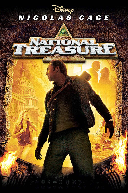 National Treasure 1 ปฏิบัติการเดือดล่าขุมทรัพย์สุดขอบโลกHD มาสเตอร์ พากย์ไทย