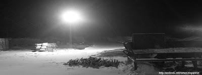 Couverture journal Facebook nature saison d'hiver