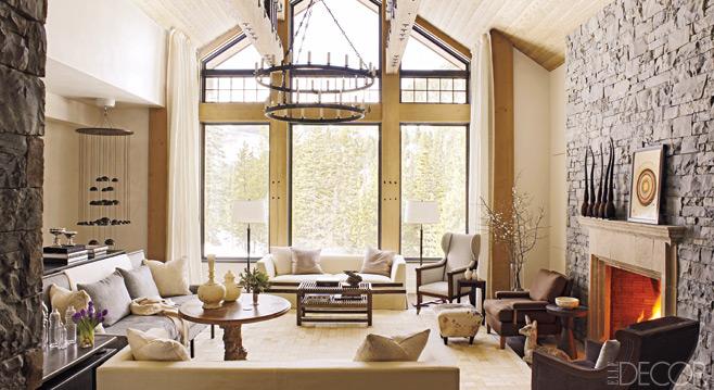 Beachnut Lane: Ski House Decorating Ideas