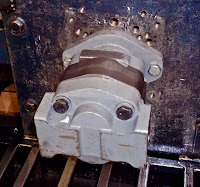 Commercial hydraulic pump test