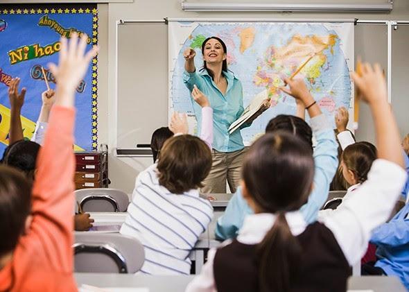 interaksi yang efektif dalam proses pembelajaran