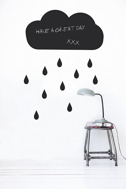 {Happy sunday} Rainy day