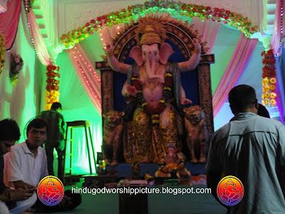Ganesha God - Ganesh Chaturthi Images