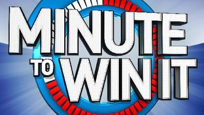 決戰一分鐘《Minute to Win it》 - 決戰一分鐘