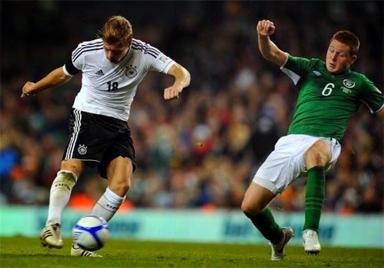 Prediksi Skor Jerman vs Irlandia 15 Oktober 2014