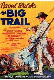 Watch The Big Trail Online Free 1930 Putlocker