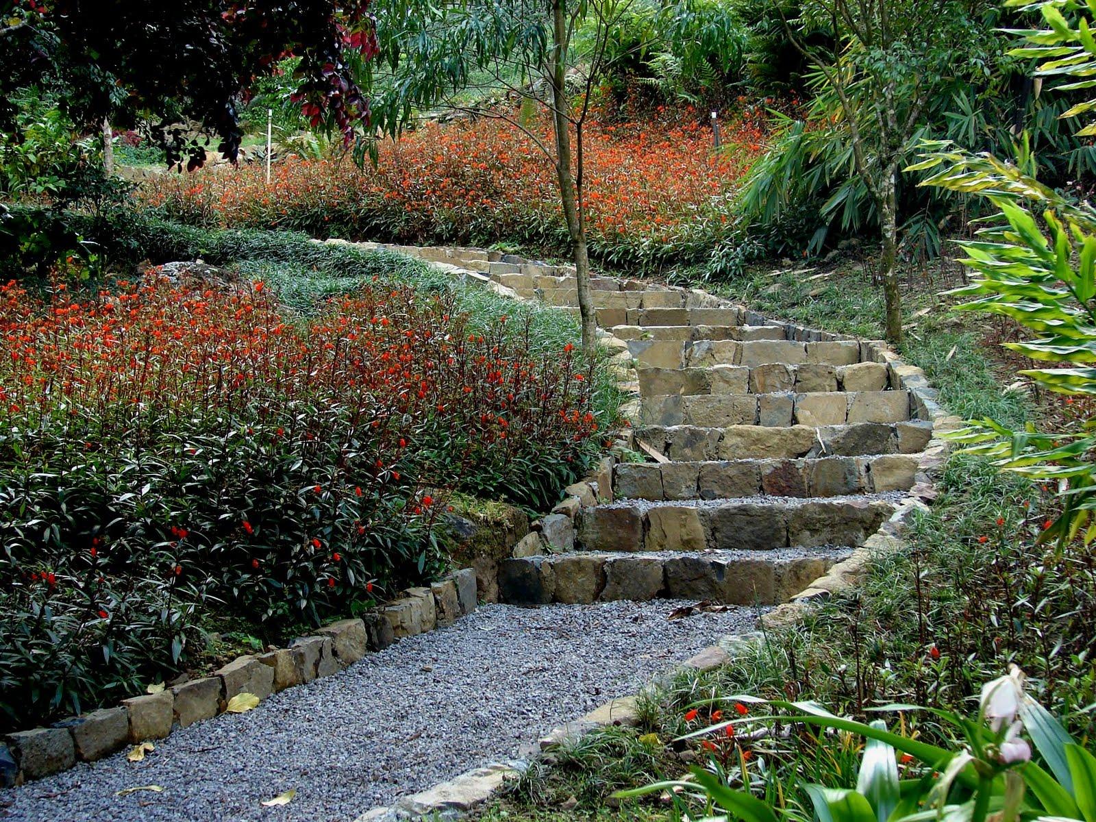 Paisajismo pueblos y jardines las coberturas los for Jardines grandes