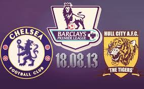 Chelsea vs Hull City (18-8-2013)
