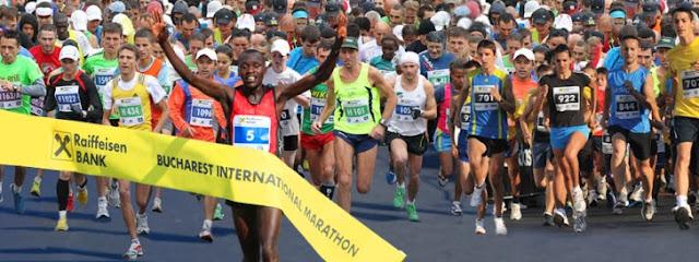 Bucharest International Marathon 2013