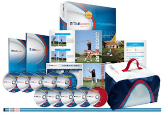 TOURAcademy Home Edition 8-Week Total Golf Improvement Program