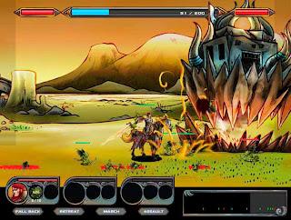 Flash-игра Epic War 4