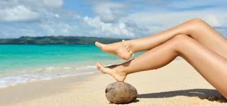 www.webunic.blogspot.com-6 Perawatan Sehat Untuk Melembutkan Telapak Kaki