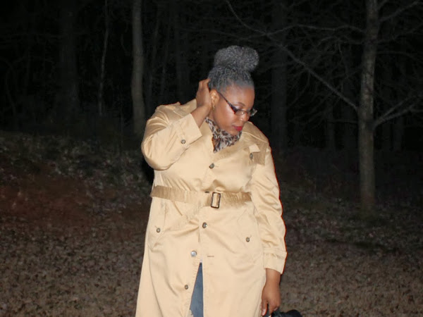 Trench Coat Lover