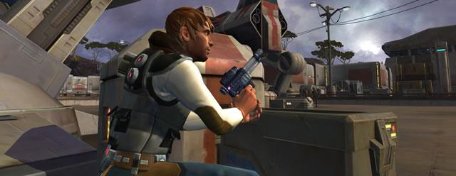Star Wars The Old Republic: SWTOR: Так по-человечески