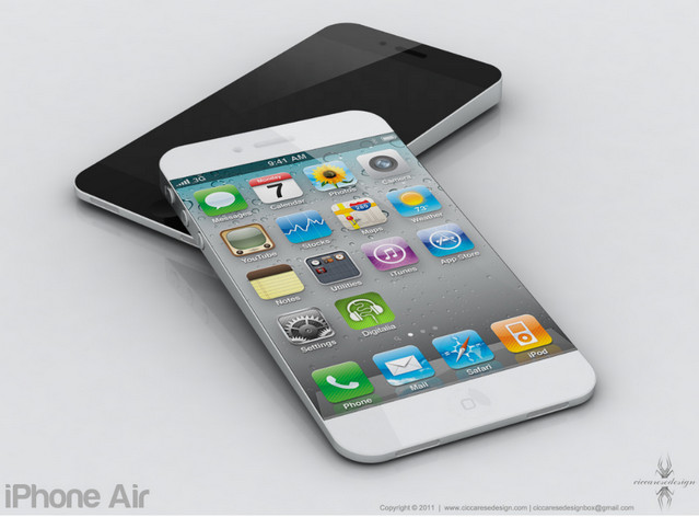 apple, new iphone 5, concept iphone 5, new concept iphone