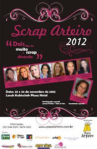 Scrap Arteiro 2012