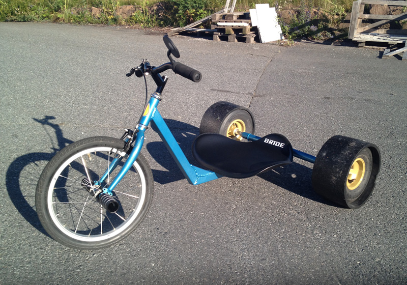 how to build a drift trike pdf