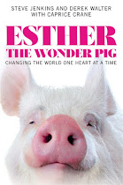 Giveaway - Esther the Wonder Pig - 2 copies