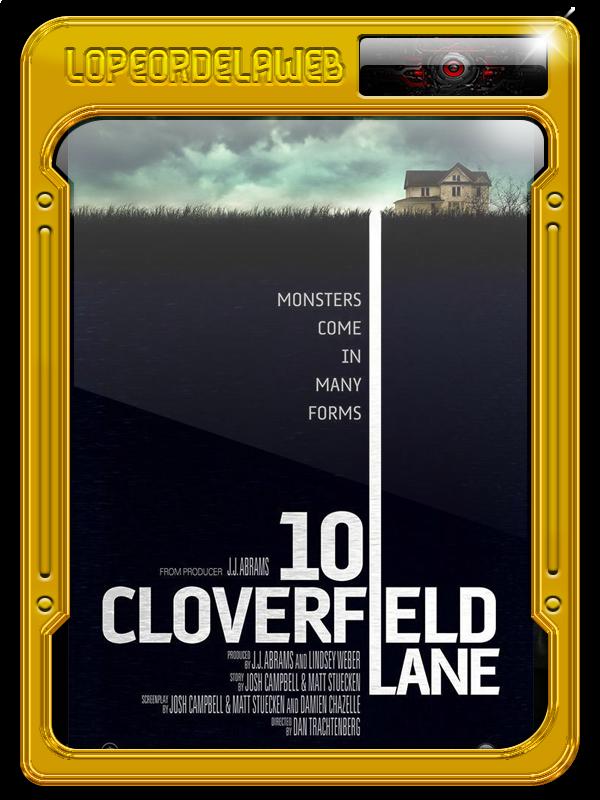 10 Cloverfield Lane | Avenida Cloverfield 10 (2016) 720p-Dua