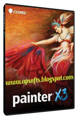 core x3 corel keygen painter