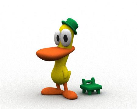 Pato from pocoyo