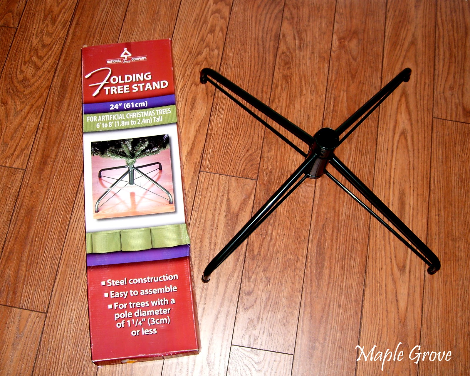 Plastic Christmas Tree Stand Legs