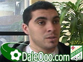 Oriente Petrolero - Hernan Zanni - DaleOoo.com web del Club Oriente Petrolero