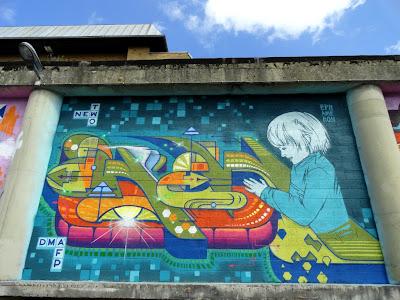 graffiti - EPHAMERON