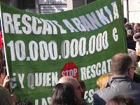 Manifestación 14-N Gran Vía Vigo Preferentes