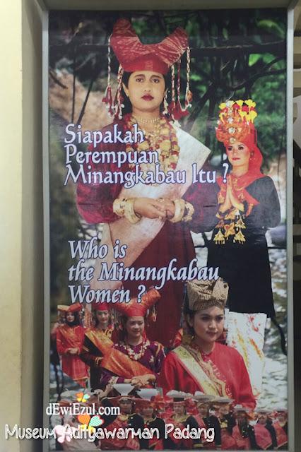 Aneka Suntiang dan Hiasan Kepala Masyarakat Minang, Museum Adityawarman