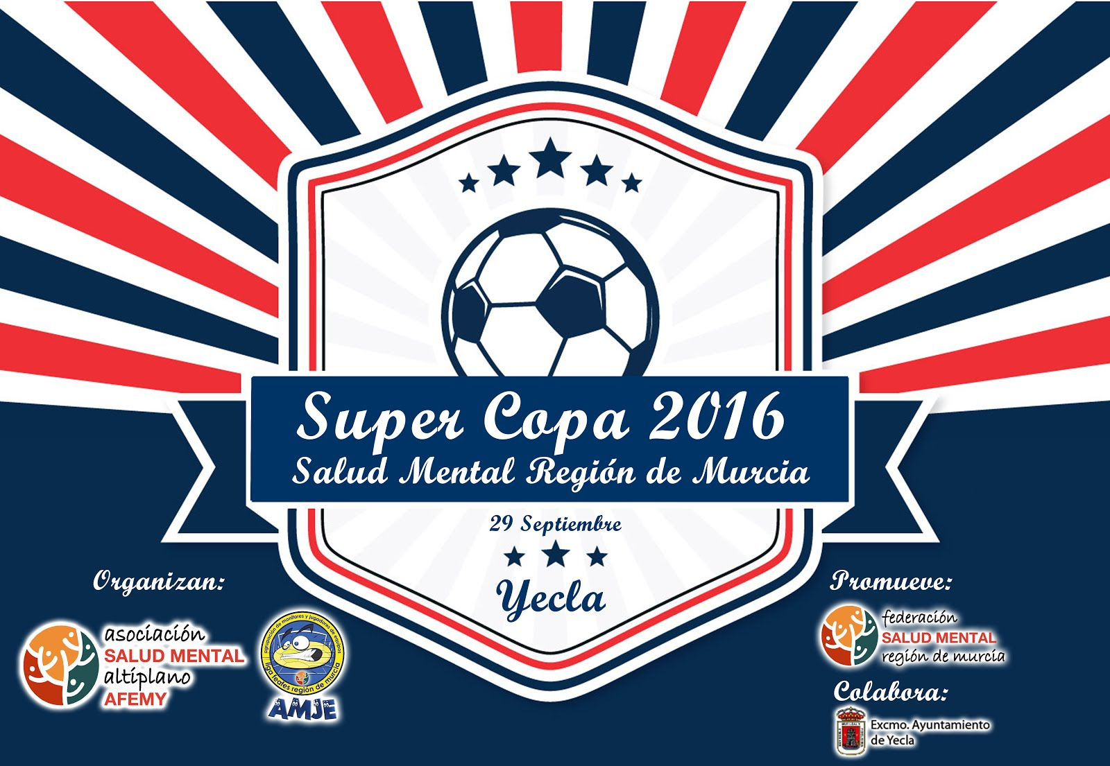 CARTEL DE LA SUPERCOPA 2016