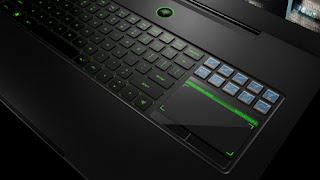 RAZER Blade Pro, Laptop Gaming Kelas Atas