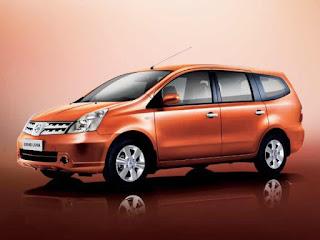 Daftar Harga Mobil Nissan GRAND LIVINA 2015