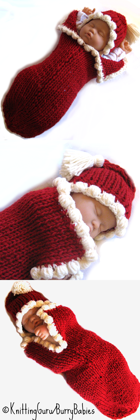 http://www.craftsy.com/pattern/knitting/accessory/baby-bobbles-cocoon--hat---fast--easy/39334