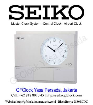 SEIKO Master Clock