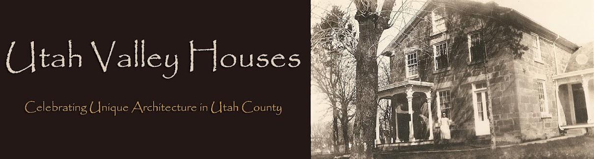 Utah Valley Houses