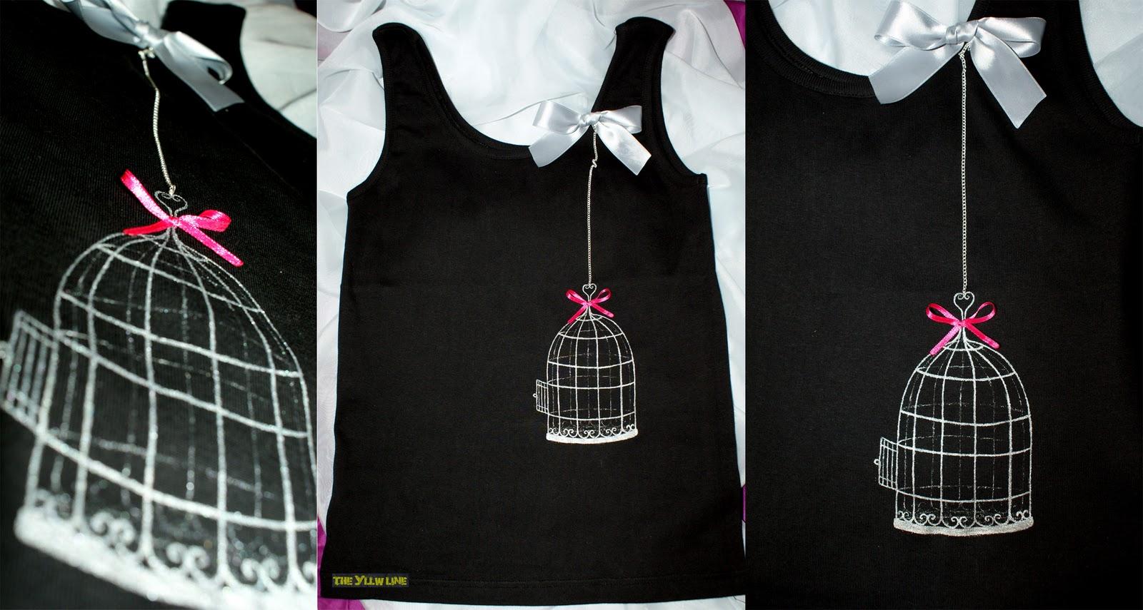 The yllw line diciembre 2011 - Plantillas para pintar camisetas a mano ...