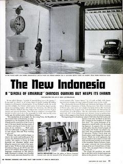 Indonesia begitu lahir menggegerkan dunia....!!!| http://indonesiatanahairku-indonesia.blogspot.com/