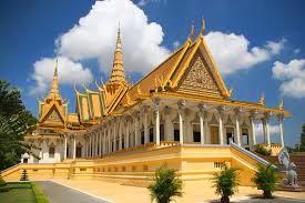 Wisata Kota Phnom Penh Kamboja