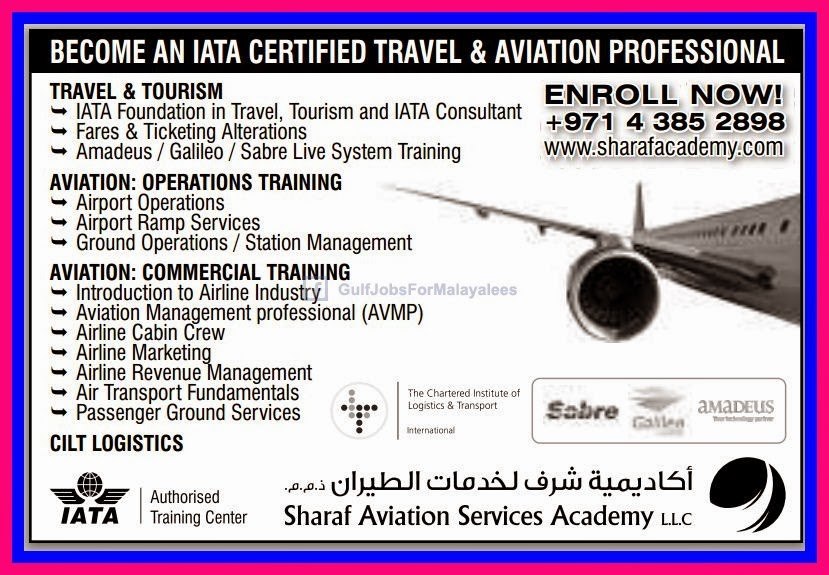 job vacancies for airport operation uae