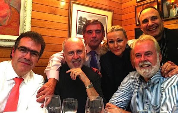 Encuentro con Jesús López Cobos y Michel Camilo