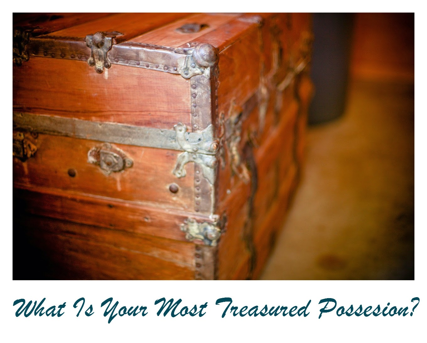 The Book Of Me:  Prompt 69 --What Is Your Most Treasure Possession? --How Did I Get Here? My Amazing Genealogy Journey