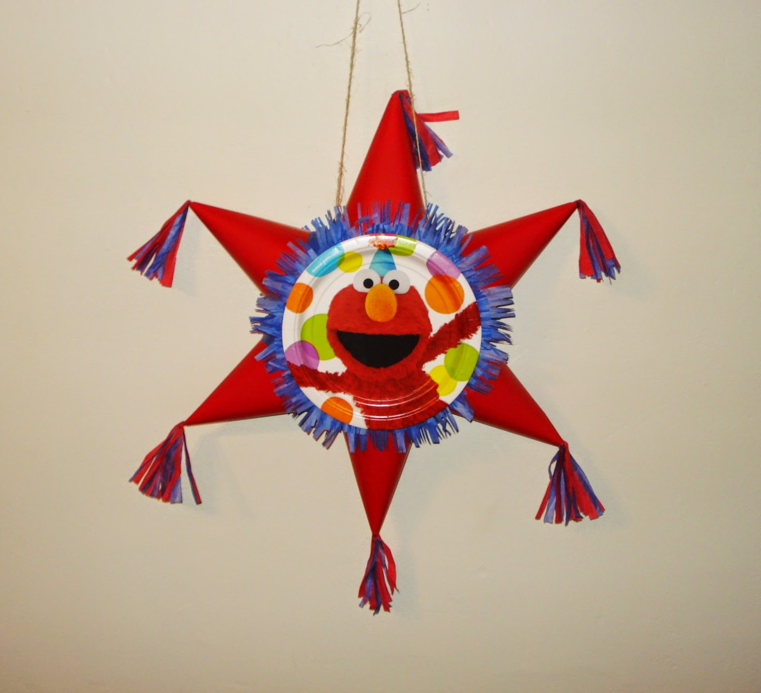 Pinatas Star Shaped Pinatas 2