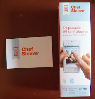 Chef Sleeves 1